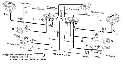 sno way plow wiring diagram wellread me