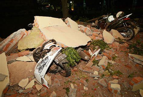 bali earthquake   safe  travel  indonesia latest
