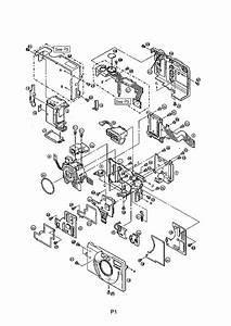 Canon Powershot S20 Parts Service Manual Download