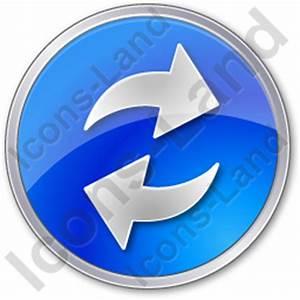 Refresh Circle Icon, PNG/ICO Icons, 256x256, 128x128 ...