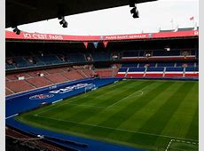 Parc des Princes PSG Can you guess these football