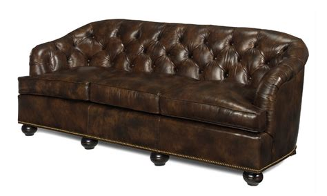 Coleman Loveseat by Chesterfield Sofa Chesterfield Furniture Leather Loveseats