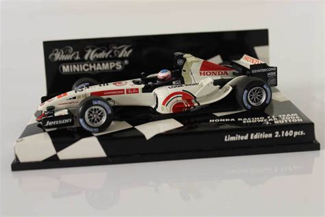 143 Jenson Button Honda Racing F1 Team 2006 Show Car