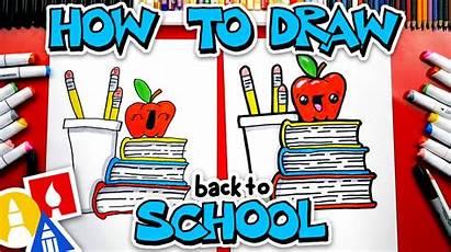 Draw Books Stack Apple Pencil Hub Tv