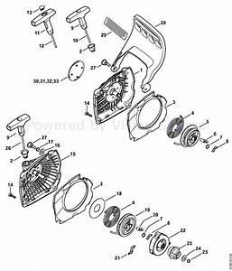 Stihl Ms 251 Parts Diagram