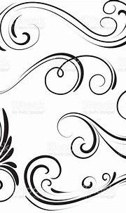Swirl Stock Illustration - Download Image Now - iStock