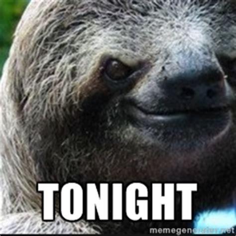 Sloth Meme Maker - evil sloth memes image memes at relatably com