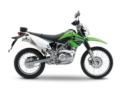 Kawasaki Klx 125 by Klx125 2014