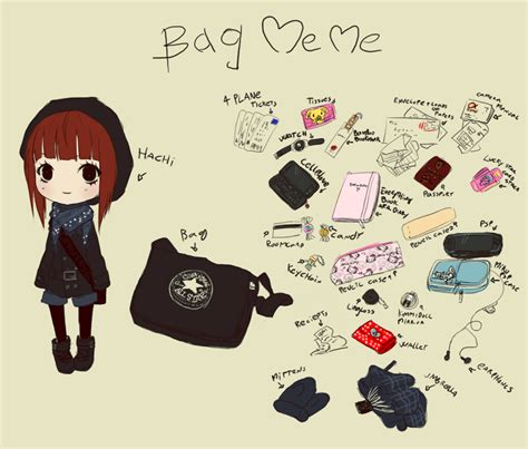 Meme Bag - bag meme by hachiyuki on deviantart