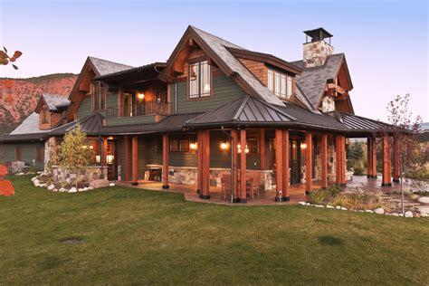 Mountain Residential Architecture  David Johnston Architects