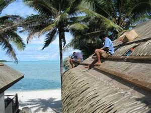 Toit En Paille : feuilles de palmier synth tiques rio palmex france ~ Premium-room.com Idées de Décoration