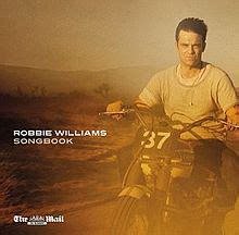 songbook robbie williams album wikipedia