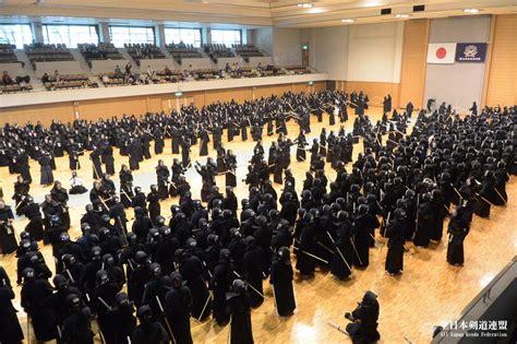 全日本 剣道 連盟 コロナ