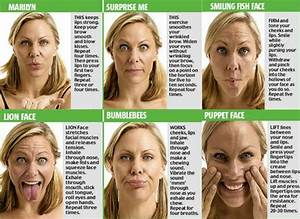 how to reduce face fat in 25 days - Fun Realities