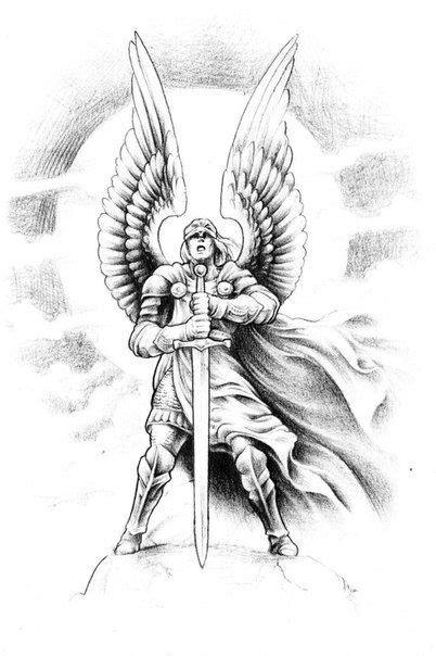 Jesse Santos - Book of angels | 43 photos | VK | Tatuagem de anjo guerreiro, Tatuagem guerreiro