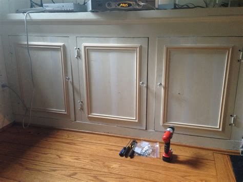 update cabinets with trim adding trim the lion 39 s den