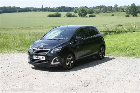 peugeot cars uk peugeot 108 gt line 1 2 review 2017 peugeot 39 s sporty