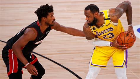 NBA playoffs: LeBron James' LA Lakers close in on title ...