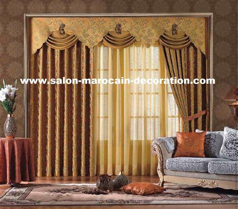 rideau pour cuisine design rideaux pour salon marocain moderne ou traditionnel