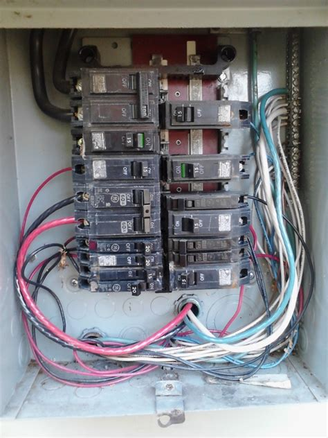 Electrical When Replacing Circuit Breaker The