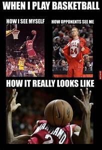 Basketball meme... Dumb Basketball Player Quotes