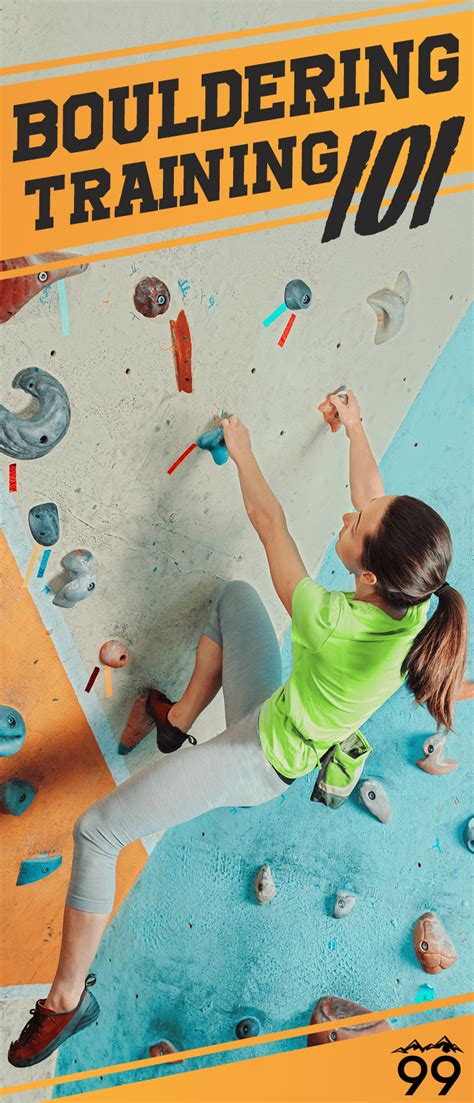 Bouldering Training The Complete Guide Updated For