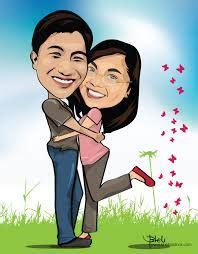 gambar karikatur cinta blog ucha acho