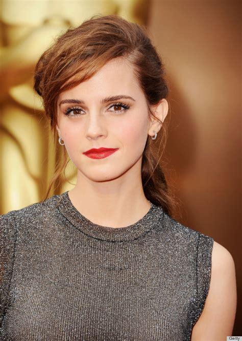 Knots Ruffles Get The Look Emma Watson Oscars