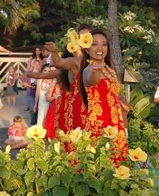 Pictures of Hawaiian Hula Dancers Hawaii