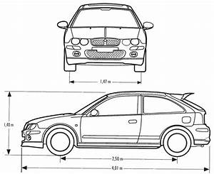 2001 Mg Zr Hatchback Blueprints Free