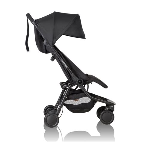 nano travel stroller for baby and toddler mountain buggy