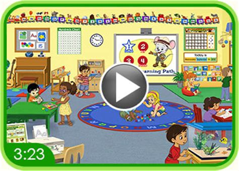 abcmouse 554 | schools video