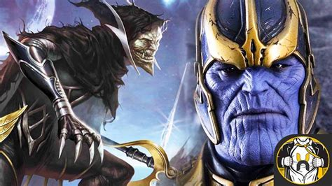 avengers infinity war major black order twist revealed