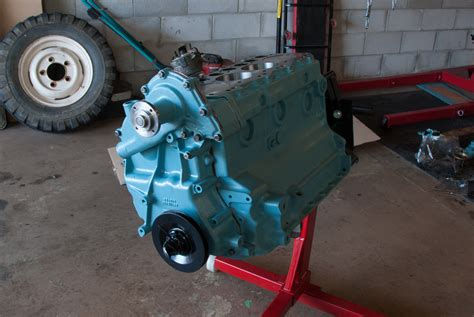 3 Series Engines by Post 38 Land Rover Series 3 Engine Rebuild
