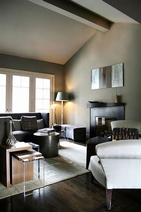 Ideas In Grey by 21 Gray Living Room Design Ideas