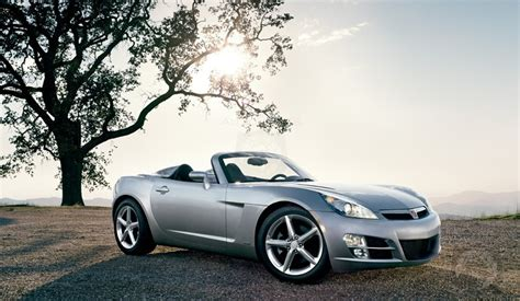 Top 10 Convertible Cars For The Summer Of 2008