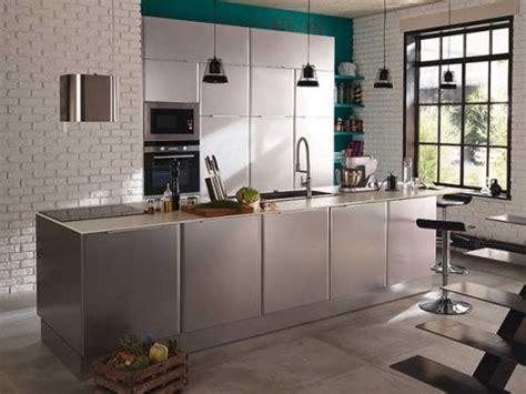 cuisine ouverte avec bar sur salon la cuisine ouverte inspire les collections ikea et castorama