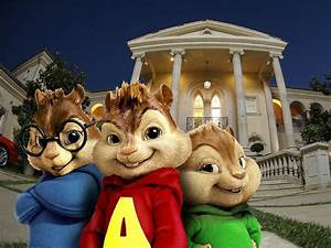 Alvin and the Chipmunks Wallpaper - Alvin and the ...