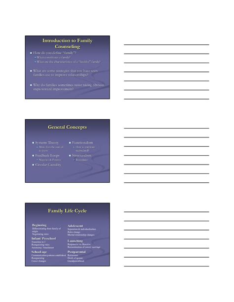 marriagecounselingworksheets family therapy worksheets