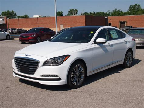 Hyundai Genesis Four Door by 2017 Hyundai Genesis For Sale 78 Used Cars From 38 949