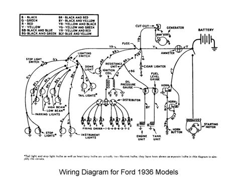 Wiring Diagram For A 1937 Chevy Truck by 1935 Buick Wiring Diagram Engine Diagram And Wiring Diagram