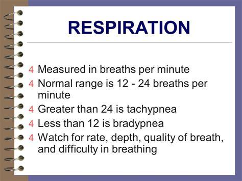 temperature pulse respirations ppt