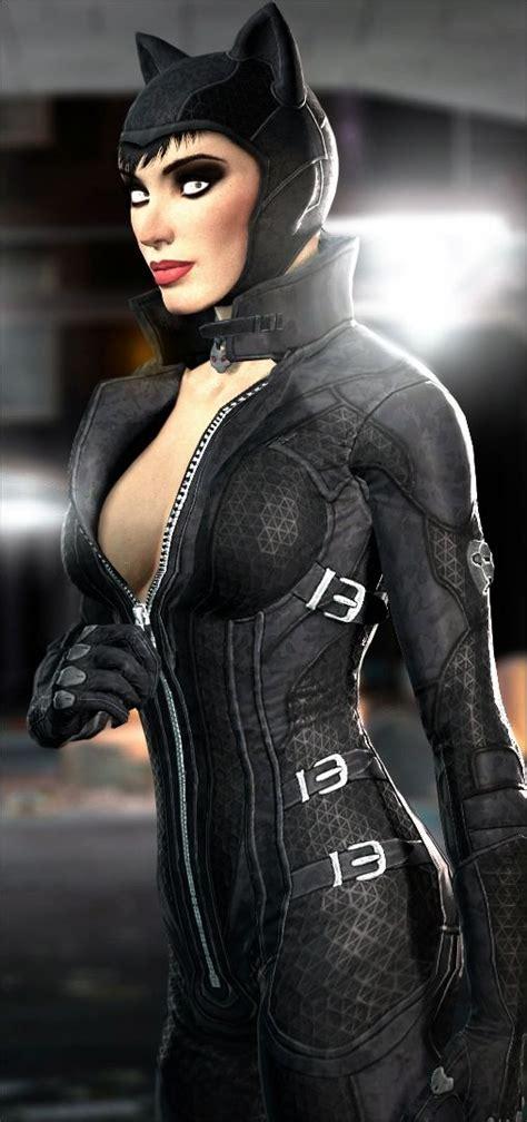 17 Best Images About Catwoman On Pinterest Batman Arkham