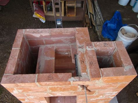 build  small wood stove  woodworking