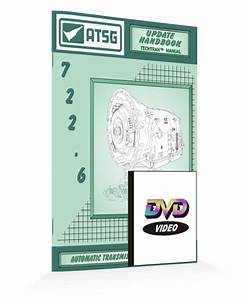 Mercedes Benz 722 6 Atsg Transmission Manual And Dvd