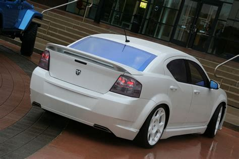 Dodge Avenger Stormtrooper 2007 Photo 30258 Pictures At
