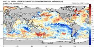 Global hot spot: Exceptional heat pushes up ocean ...