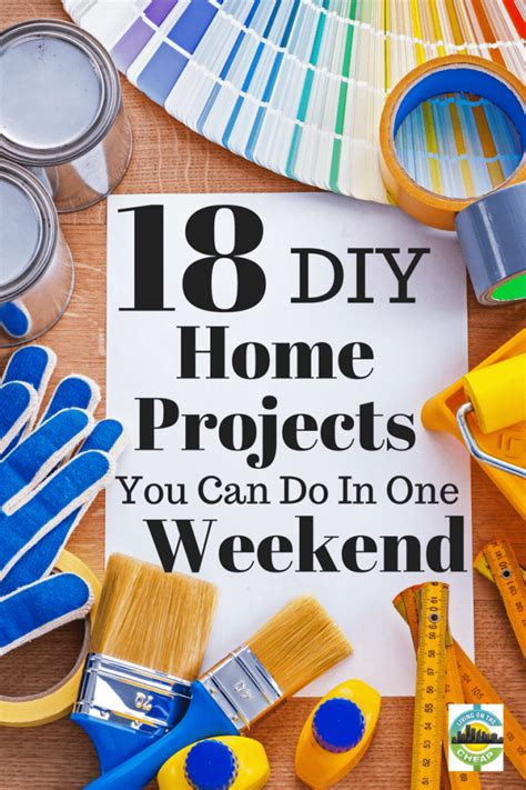 cheap  easy    home improvement projects living