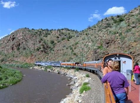 best railroad trips royal gorge ride picture of motel canon