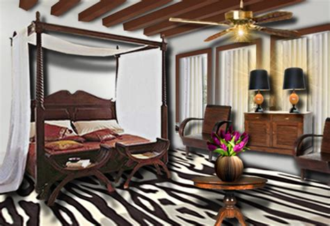 chambre coloniale floriane lemari 233